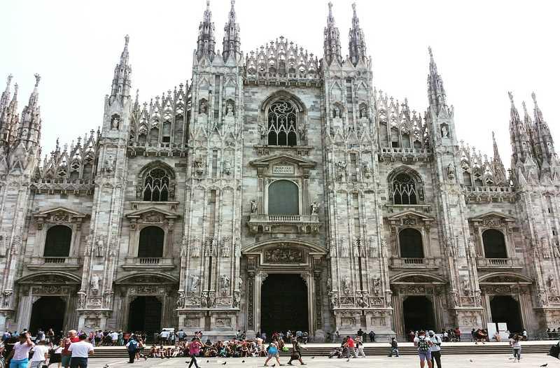 Il Duomo di Milano, il luogo più visitato della città