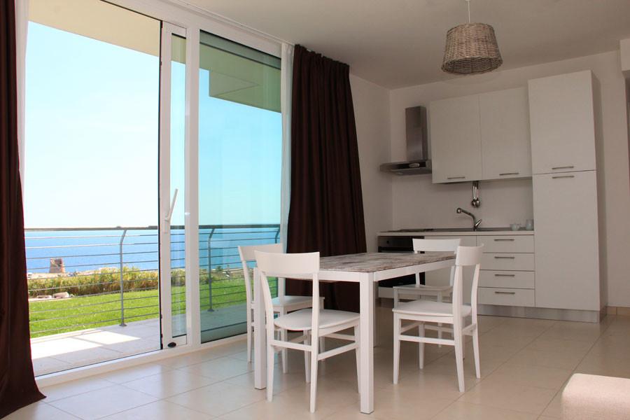 Perchè scegliere un appartamento vista mare in Puglia